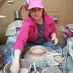 Virginia Ellen, founder artist and potter