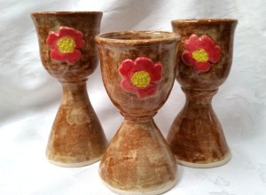 Custom Artists At Heart drink ware - Meadery goblets